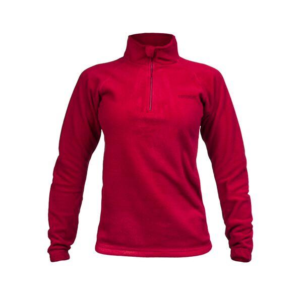 Blusa Zip Fleece Feminino VTB002/15 Curtlo