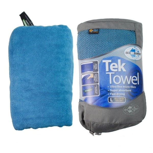 Toalha Tek Towel G Sea Summit