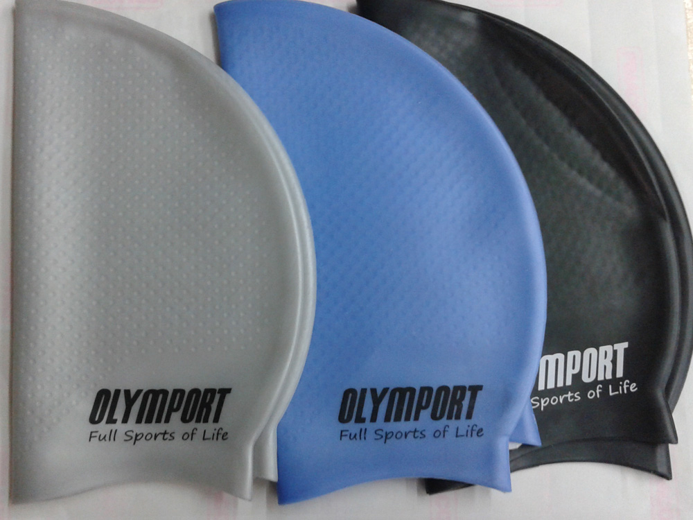 Touca Silicone Olymport