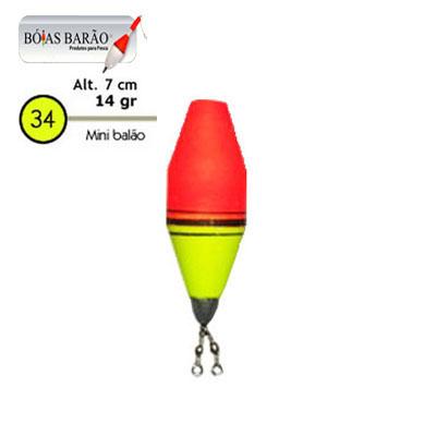 Bóia Mini Balão 34 Barão-maresolonline.com.br