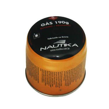 Cartucho de Gás 190 gramas Nautika